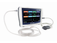 Product Image: Nonin LifeSense II Capnograph / Pulse Oximeter - Fast and Easy EtCO2 and SpO2 Monitoring (10937-002)