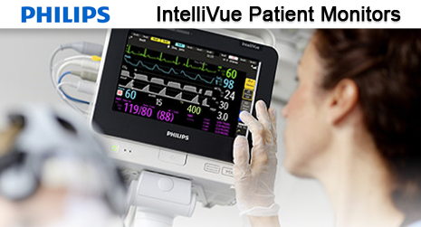 Philips IntelliVue Patient Monitors