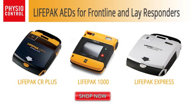 Physio-Control LIFEPAK AEDs