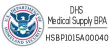 DHS BPA #: HSBP1015A00040 Logo