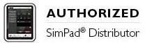 SimPad® Distributor Logo