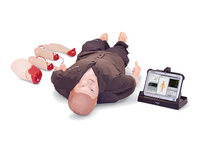 Laerdal SimMan 3G LLEAP Basic Rugged - Training - Bleeding CONUS Bundle