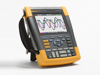 Product Image: Fluke Biomedical 190M-4 Medical Scopemeter Portable Oscilloscope (4115804)