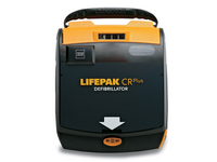 Physio-Control LIFEPAK CR Plus AED Kit Fully-Automatic AHA Voice Prompt