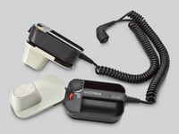Product Image: Physio-Control LIFEPAK 12 External Hard Paddles (11130-000001)
